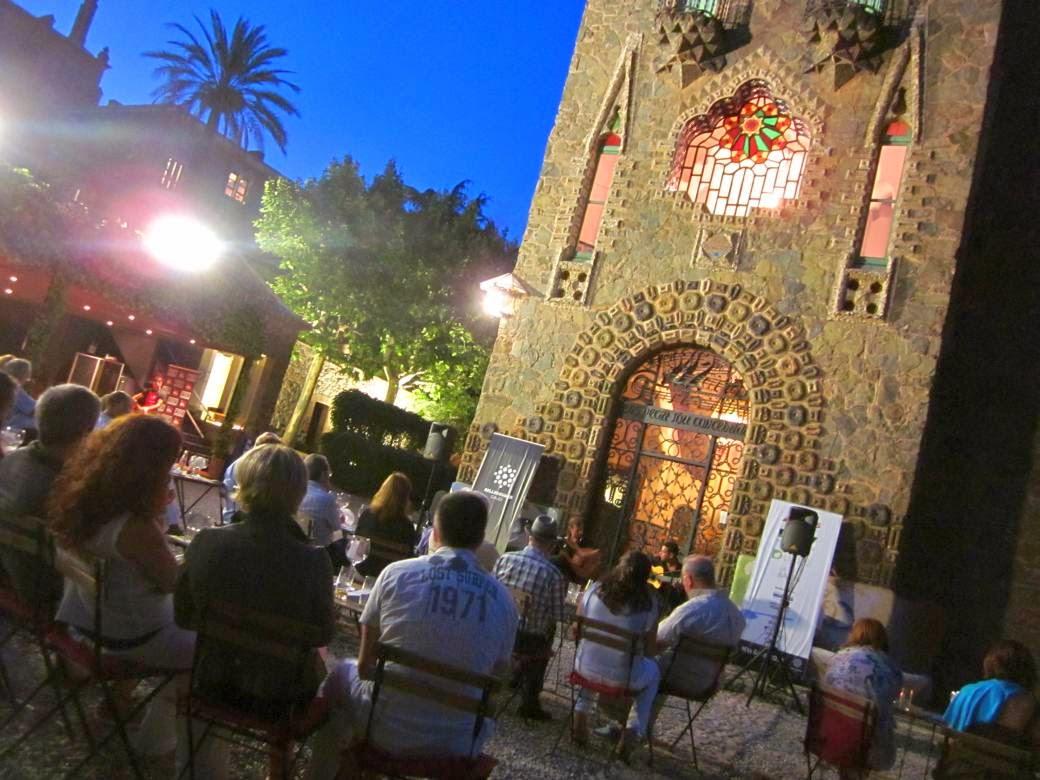 Gaudi Nights in Torre Bellesguard