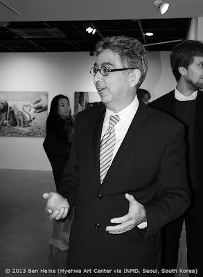 Ambassadeur à Seoul François Bontemps