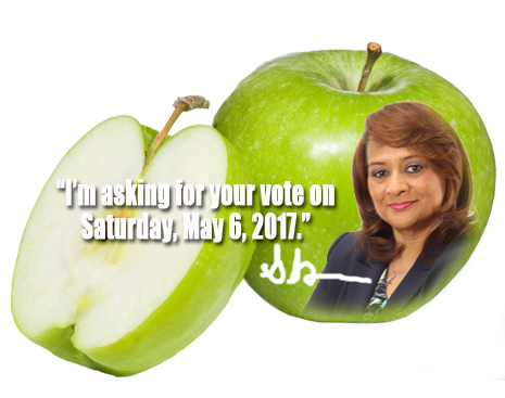 Dr. Shirley Rose Gilliam is asking for your vote in the race for FBISD Position #4 on May 6, 2017