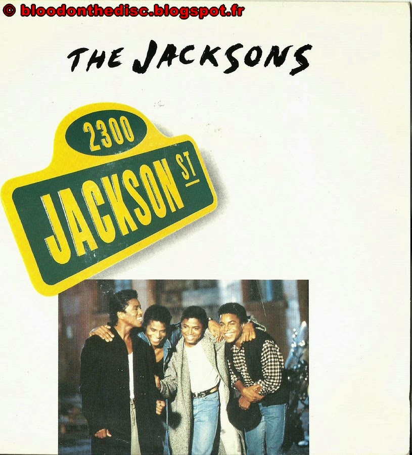2300 Jackson Street 45T Front Cover