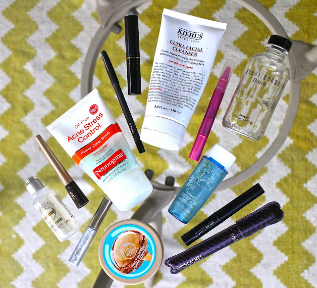 beauty blog product empties review