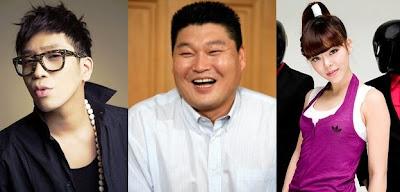 MC Mong Kang Ho-dong Whale Horror Show