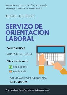 Servizo de Orientación Laboral