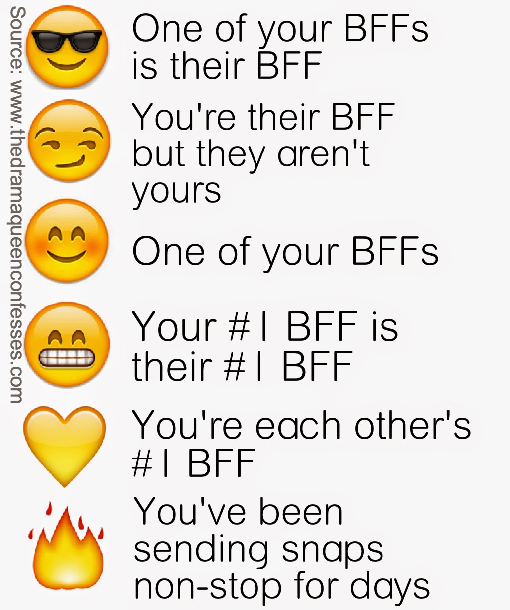 how to put an emoji heart in snapchat