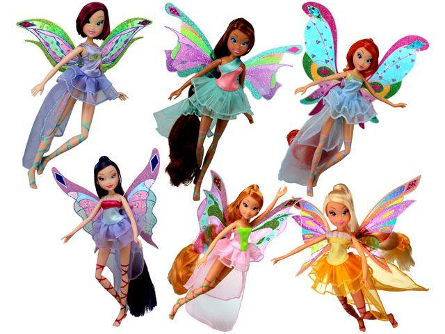 Nueva temporada de Winx! Winx+dolls