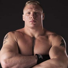 brock lesnar wwe player