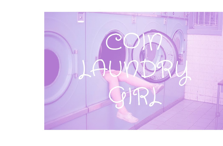 Coin Laundry Girl