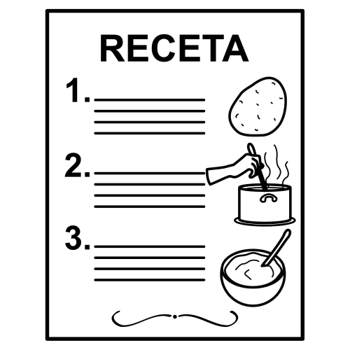 Imagenes para colorear de actividades de cocina imagui - Dibujos de cocina para colorear ...
