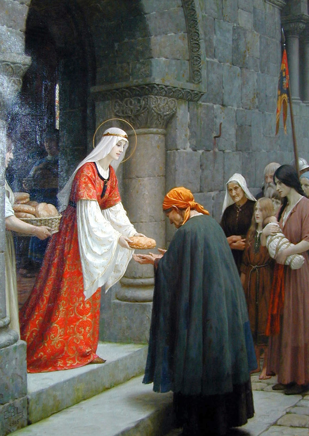 NOVEMBER 17 - ST ELIZABETH OF HUNGARY --- Santa Eliżabetta ta' l-Ungerija - 17 ta' Novembru