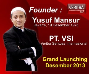 Bisnis Ustad Yusuf Mansur