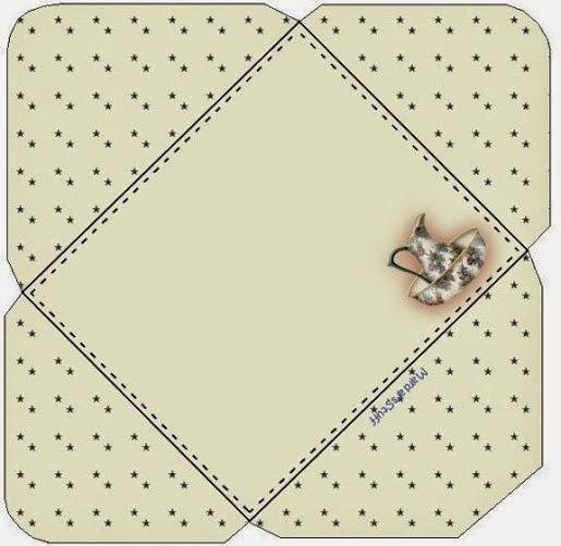 Moldes sobres para imprimir gratis - Imagui