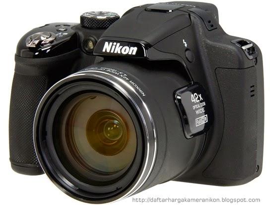 Harga dan Spesifikasi Kamera Nikon Coolpix P530