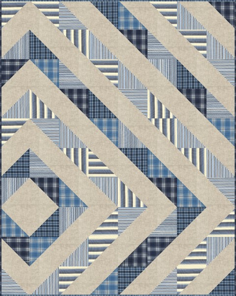 Stitch By Stitch Half Square Triangles The Possibilities Are Endless