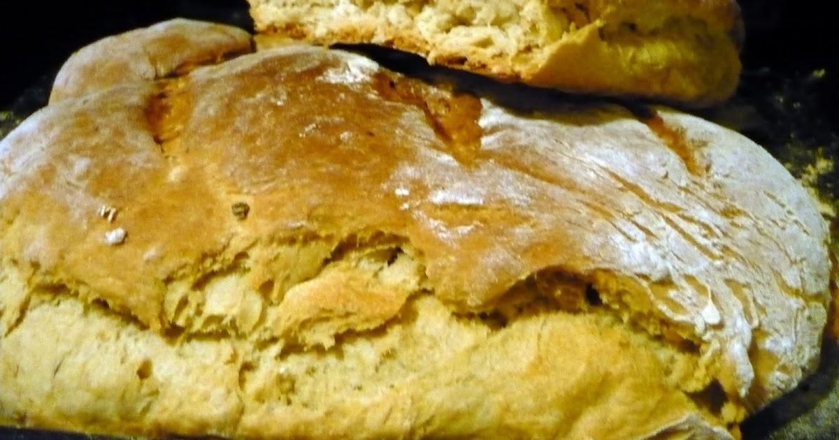 Romanian Cooking: Potato Bread