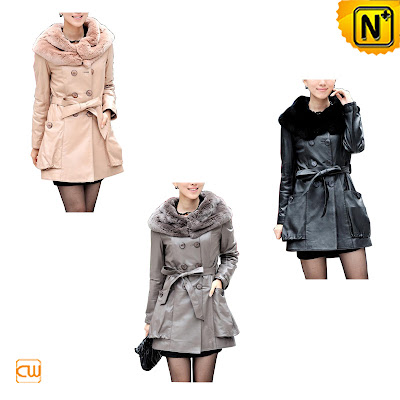 Women Sheepskin Coats