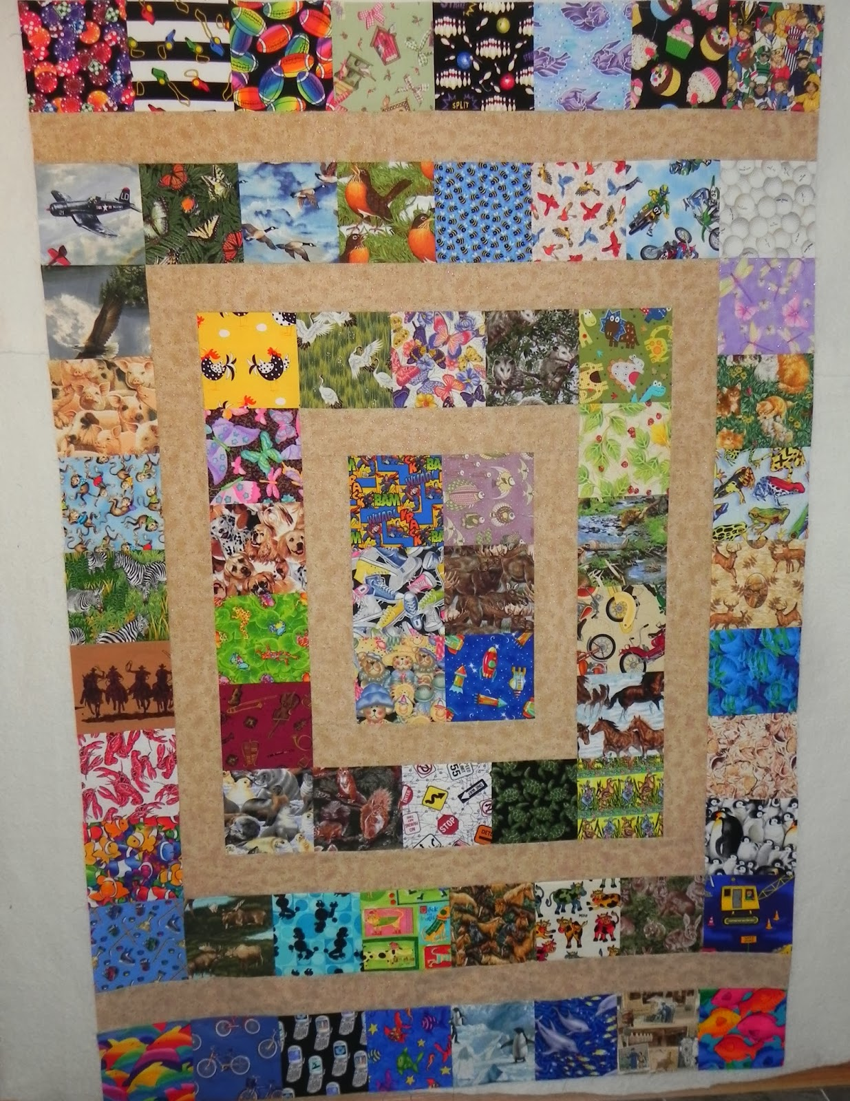Quilt Patterns With 6 Inch Squares : Bell Creek Patterns: Story Times Squares Using 6.5 inch Squares
