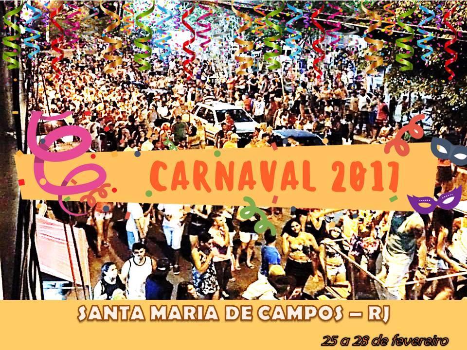 Carnaval em Santa Maria de Campos