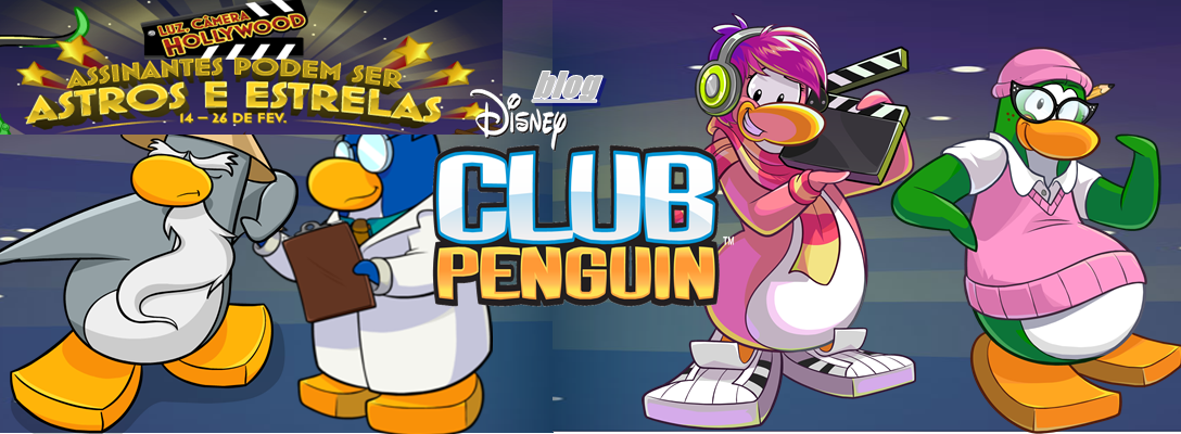Blog Club Penguin