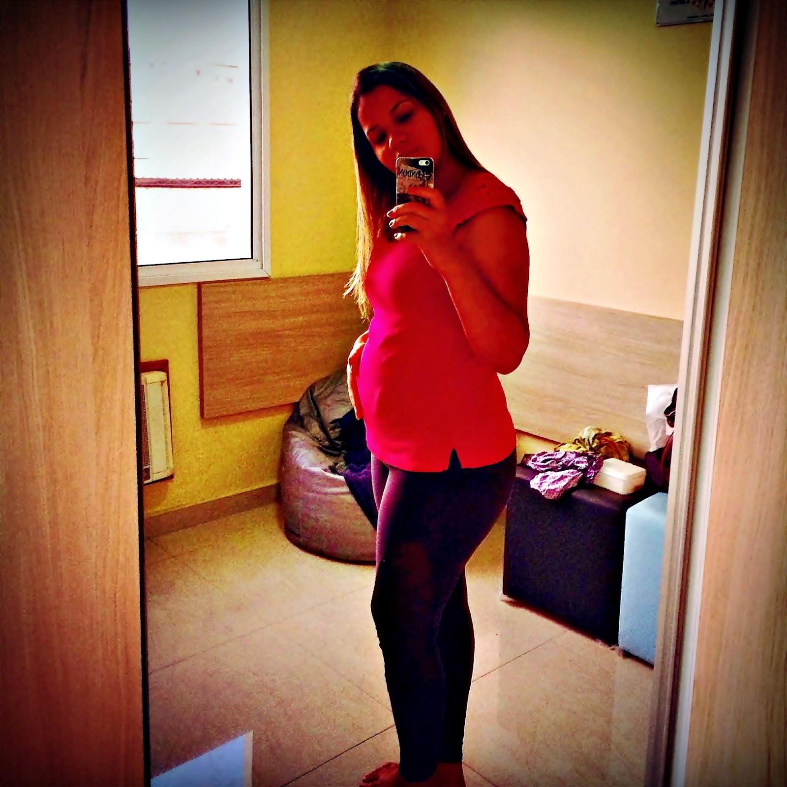 Estou grávida, e agora?