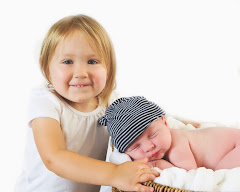 Korie & Brady, our precious babies