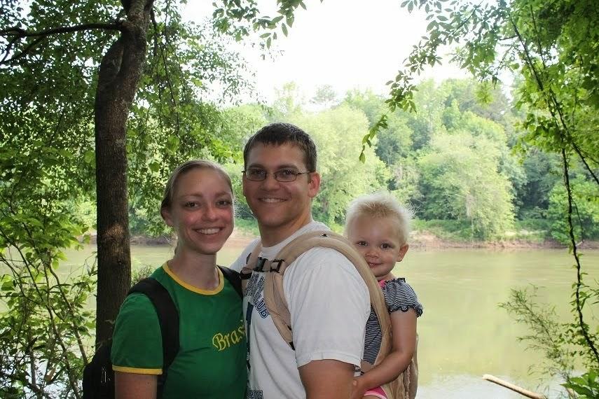 Brad's family