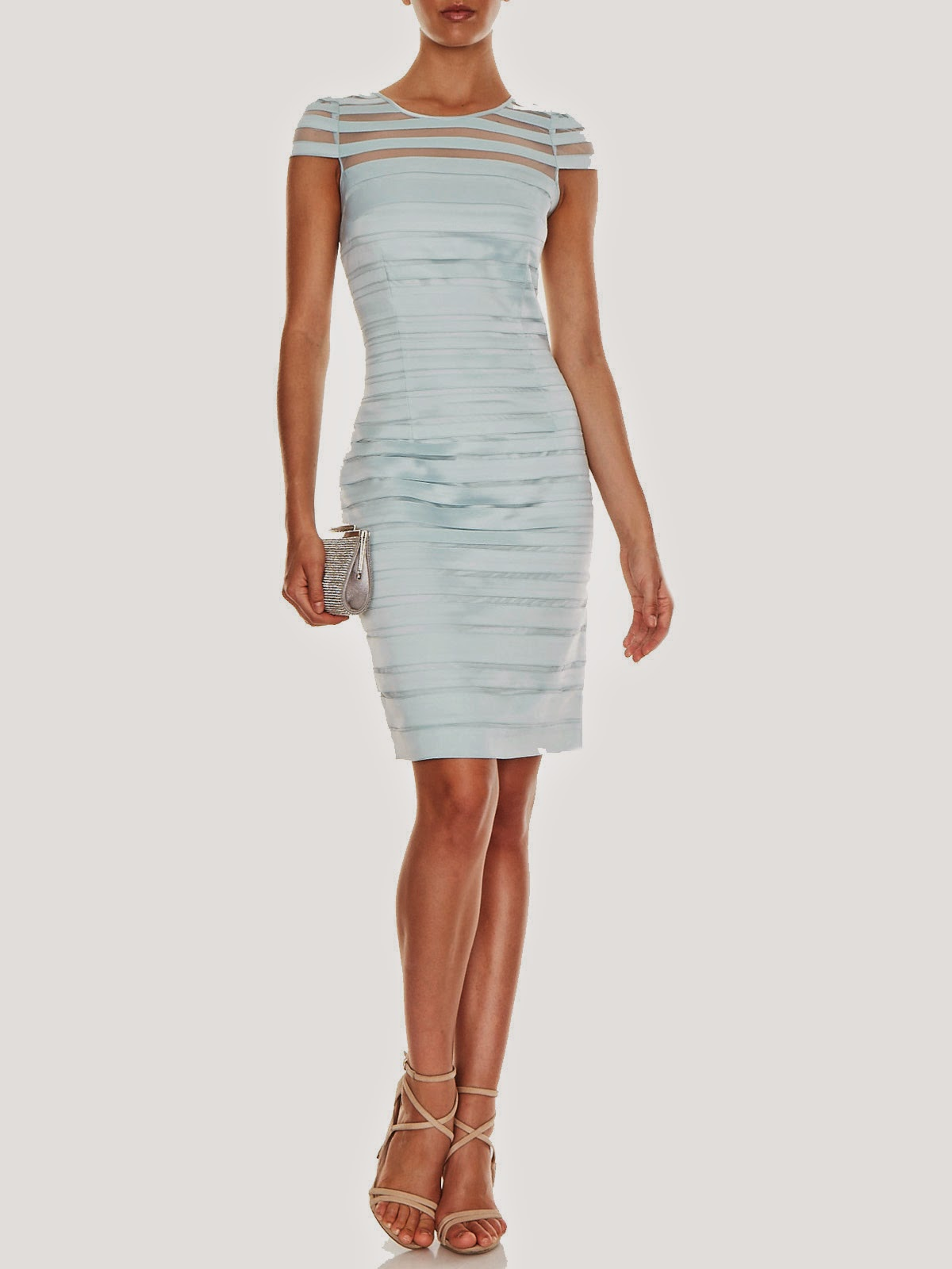Harlow Tapework Dress