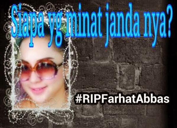 #RIPFarhatAbbas