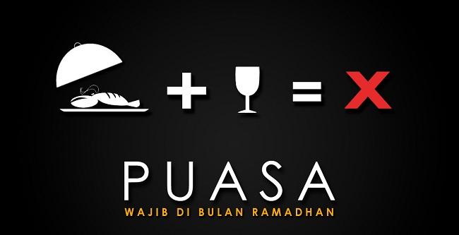erti puasa, makan puasa, ramadhan
