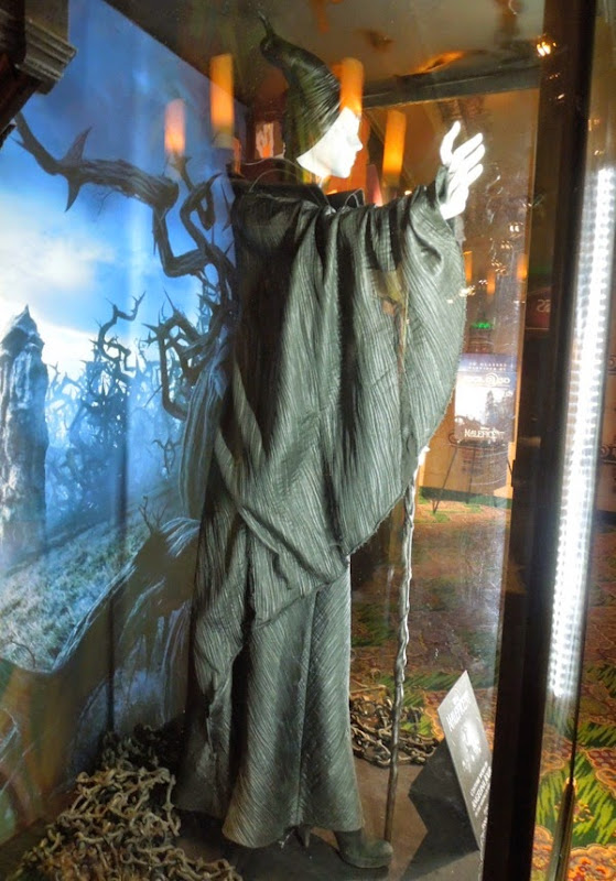 Maleficent movie Christening costume