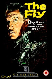 The Fly 1958 Cover