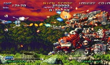 Blazing Star Neogeo game for android armv7 apk