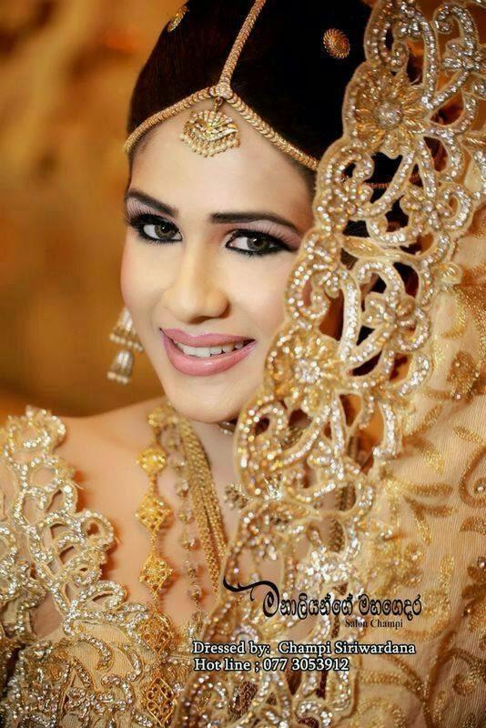 pm maheshi madushanka sri lankan actress wedding photos 1  ment