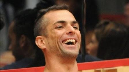 O lutador gaúcho Marcelo Dourado