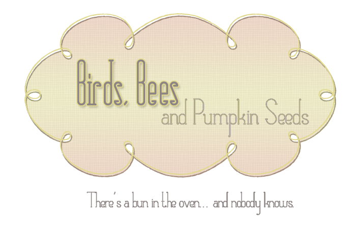 Birds, Bees and Pumpkin Seeds