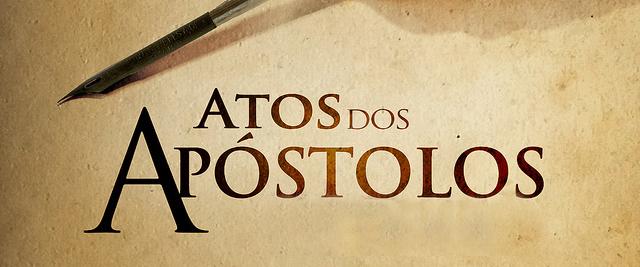 Examinai Atos dos Apóstolos  ☾☆