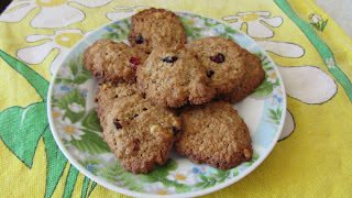 злаковое печенье, вторая порция