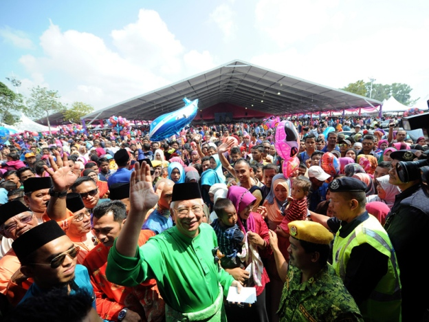 Malaysia Aidilfitri Open House Celebration 2015