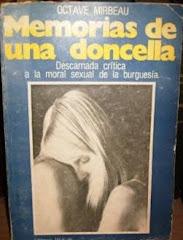 """Traduction argentine du """"Journal d'une femme de chambre"""", 1971"""