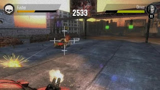 Screenshots of the Death race The Mobile Game for Android tablet, phone.