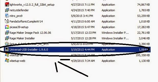 cara instal ubuntu dengan flashdisk 1