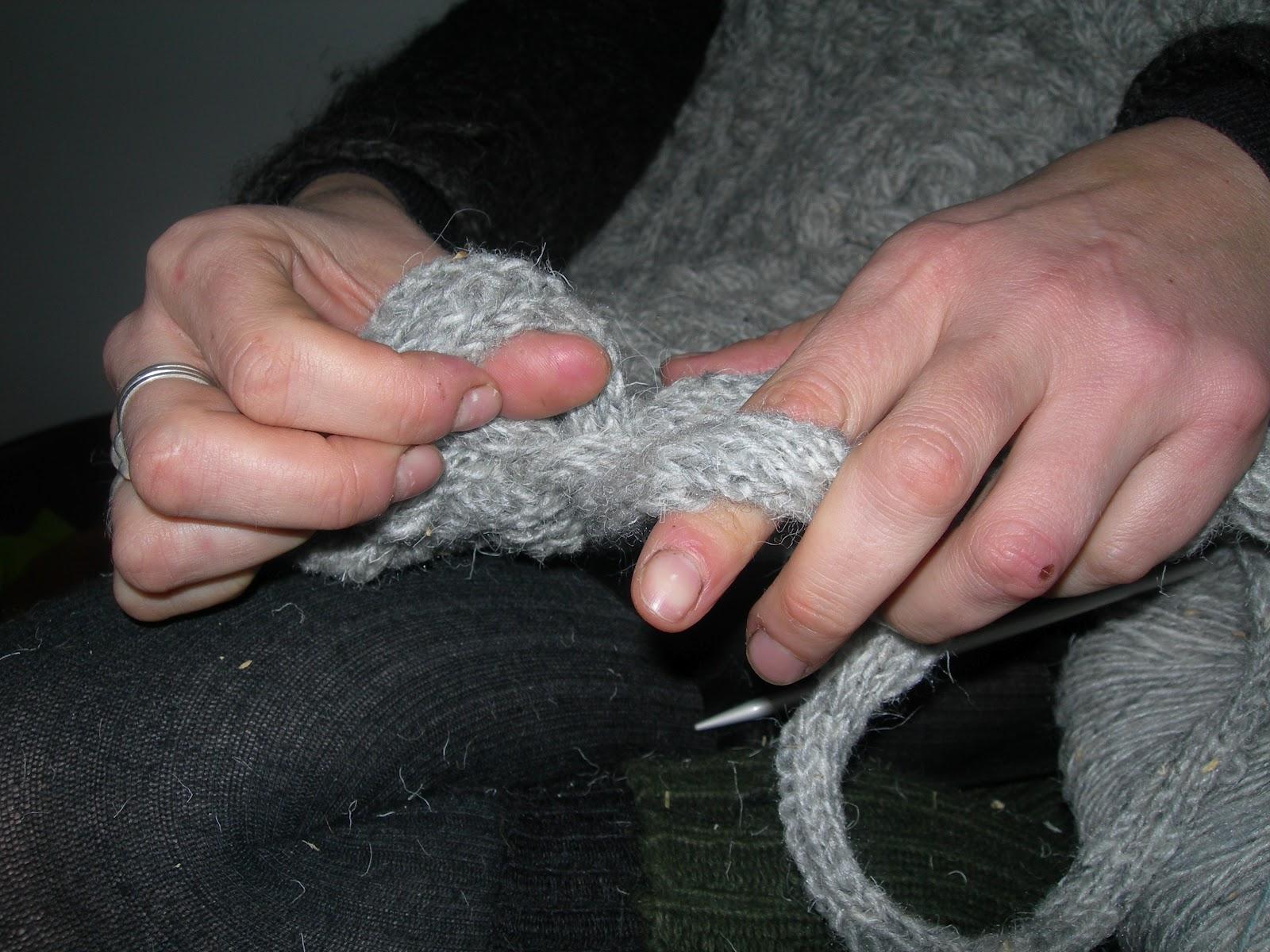 how to make a pouf crochet