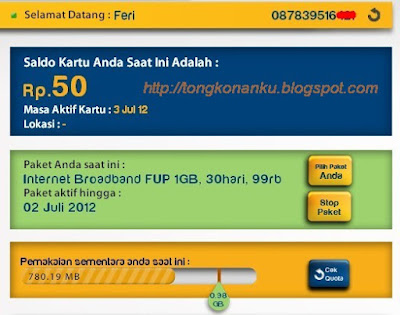 Paket Internet Broadband XL