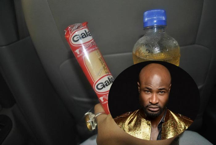 Singer Harrysong Signs Endorsement Deal, Becomes Gala Ambassador (Photo)