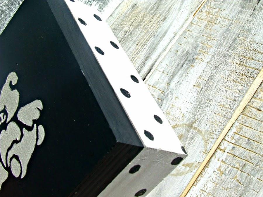 zestaw pudełek dla dzieci z motywem misia w kropki. Pudełko hand made by Eco Manufaktura