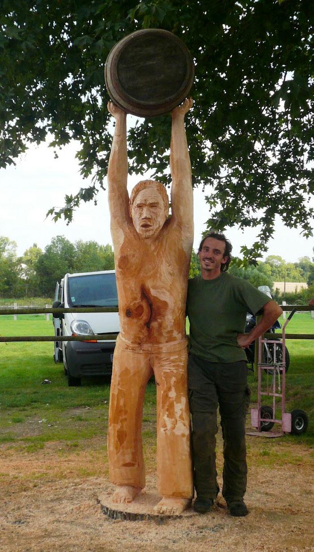 symposium de sculpture la tron onneuse foussais payr 85 les sculpteurs de l 39 dition 2011. Black Bedroom Furniture Sets. Home Design Ideas