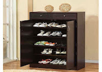 Shoe Rack Storage Cabinets Ideas