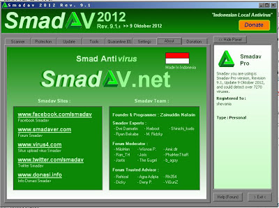 Smadav 9.1 Pro Full With Keygen