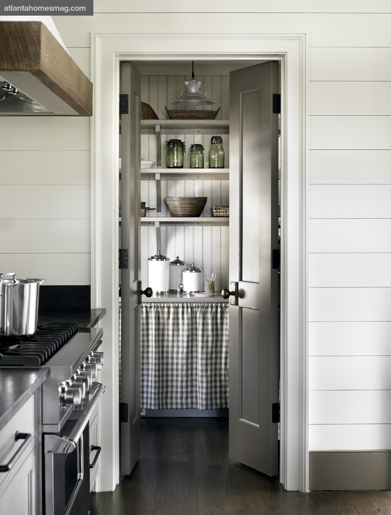 Modern country style colonial chic house tour - Modern country chic decor ...