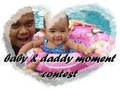 ~baby & daddy moment contest~
