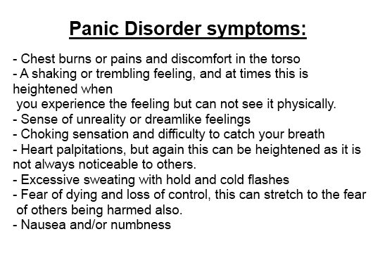 All About Panic Disorder: Part Two - Tampa Therapy